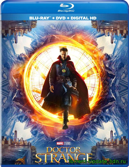 Доктор Стрэндж / Doctor Strange (2016) BDRip 720p