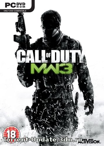 Call of Duty: Modern Warfare 3...