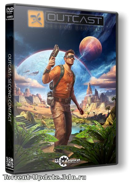 Outcast - Second Contact [Update 2] (2017) PC | RePack от R.G. Механики