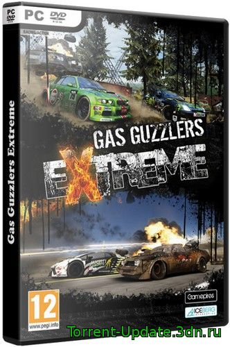 Gas Guzzlers Extreme [v 1.0.6 + 2 DLC] (2013) PC | Steam-Rip от Let'sРlay